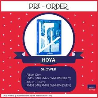 (PRE-ORDER) HOYA - SHOWER