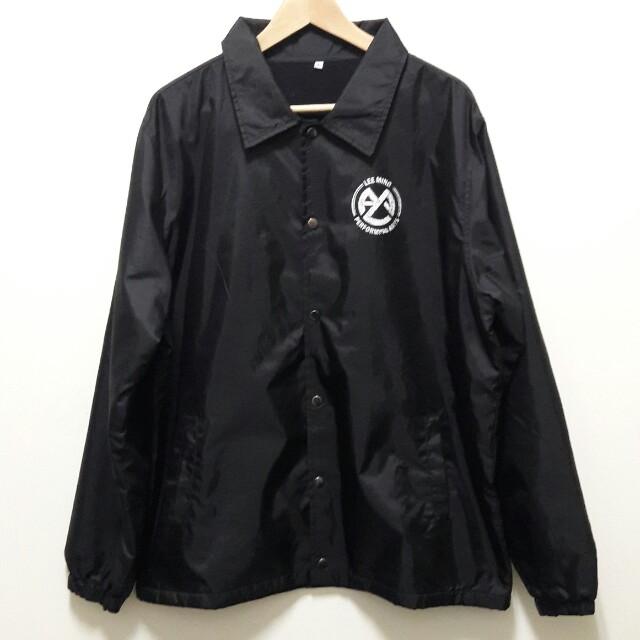 🔥防風 防潑水 教練外套 夾克 尼龍材質 休閒 百搭 稀有 老品 古著 復古 vintag