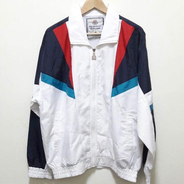 🔥防風 防曬 外套 夾克 運動外套 休閒外套 稀有 老品 古著 復古 vintag