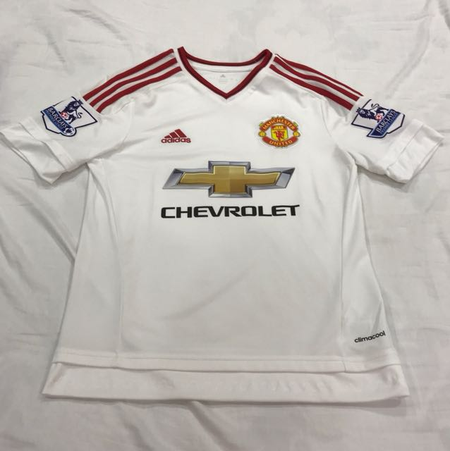 937150b4 Adidas Manchester United Away Jersey (Youth Size)