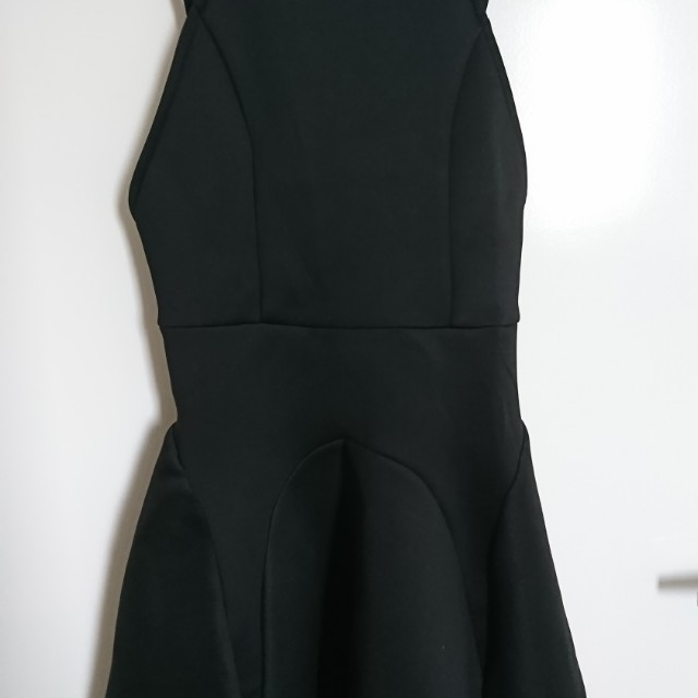 Angel Biba Neoprene Dress