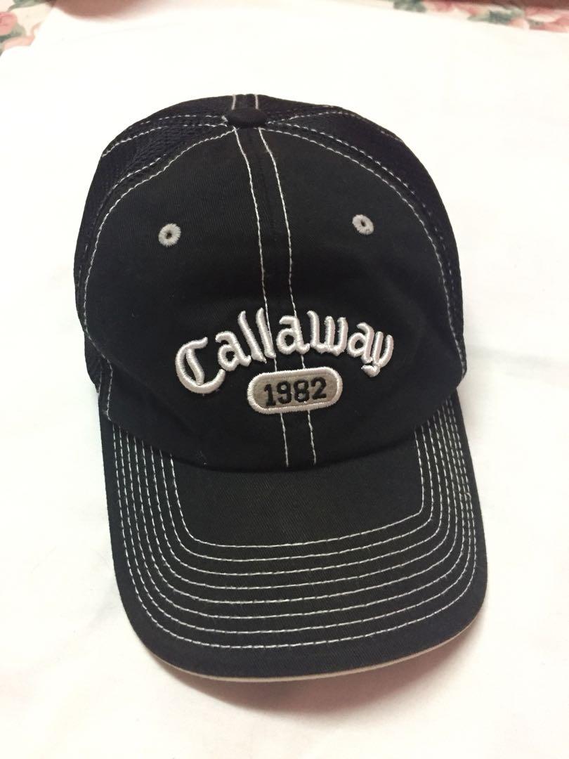 Authentic Callaway Cap
