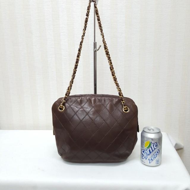 e381f3bc02fa Authentic Chanel Double Strap Shoulder Bag