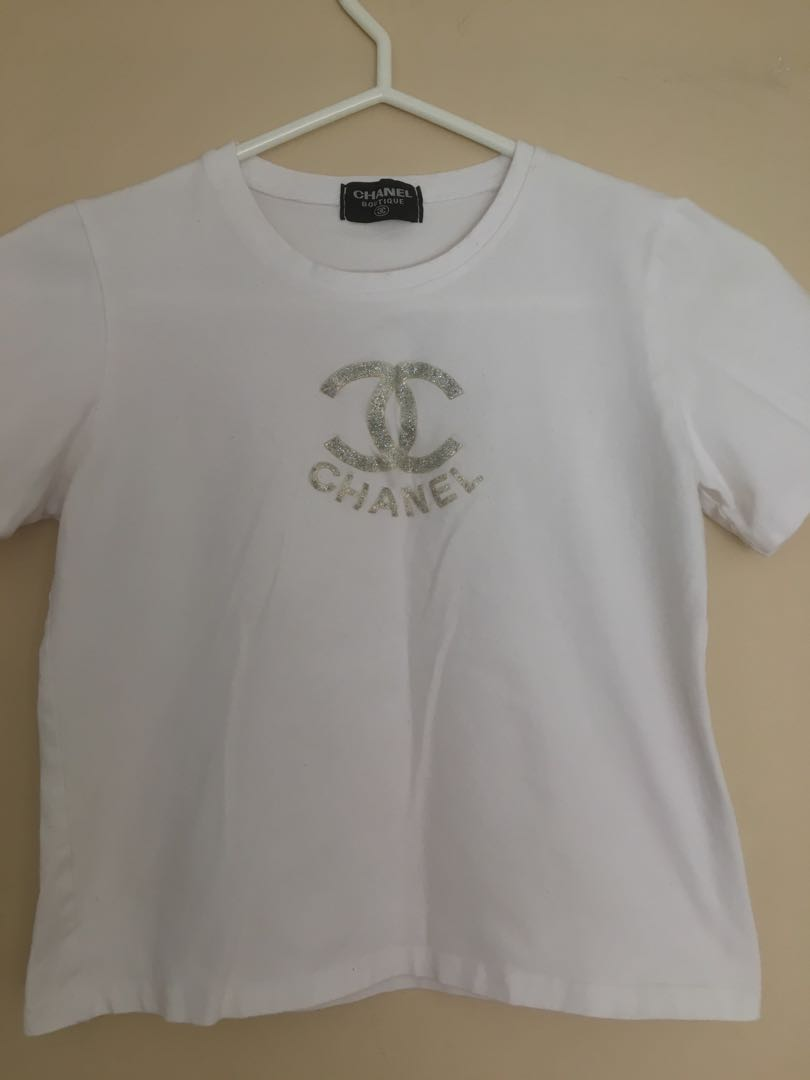 Authentic CHANEL top Small