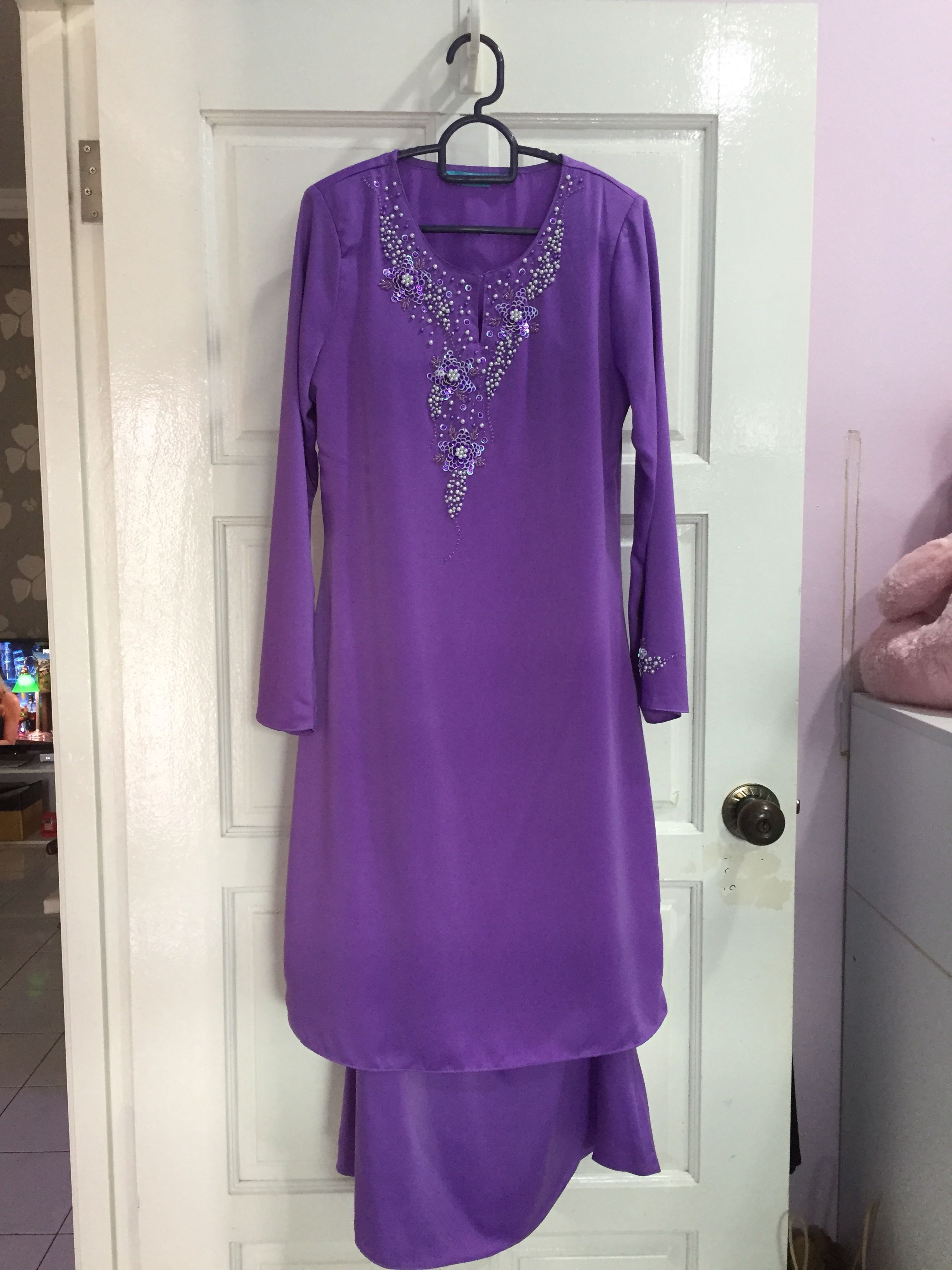 Baju Kurung Moden [Peace Collection]