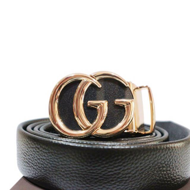 Belt gucci premium gold