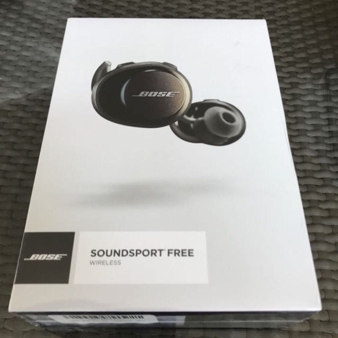 Bnib Bose Soundsport Free Electronics Audio On Carousell Wireless Earphone Orange