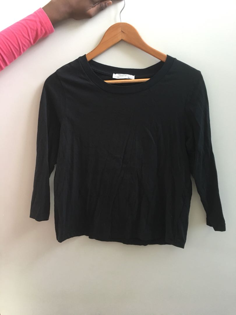 Brand new Zara Organic Top!