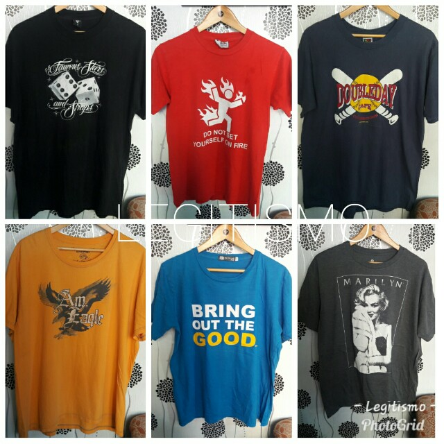 Bundle Men's Tshirts