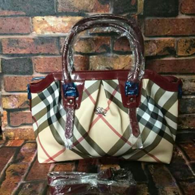 Burberry with sling