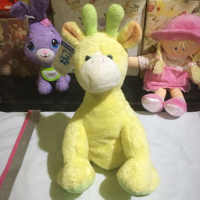 Carters Plush Giraffe