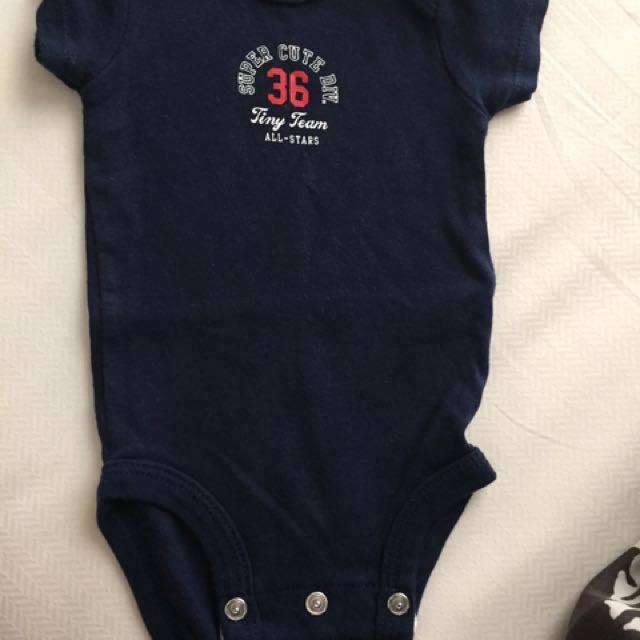 Carter's Romper/Onesie for Newborns