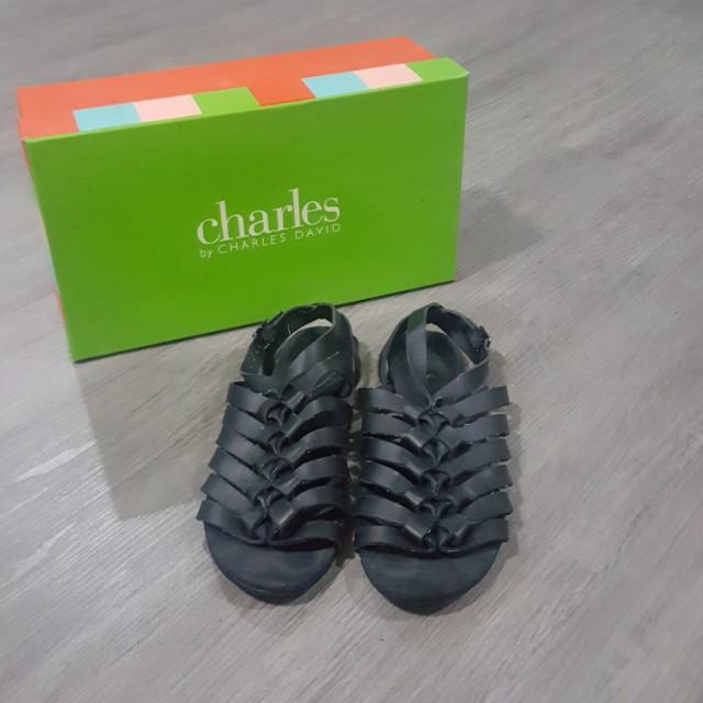 Charles David leather sandals (US6)