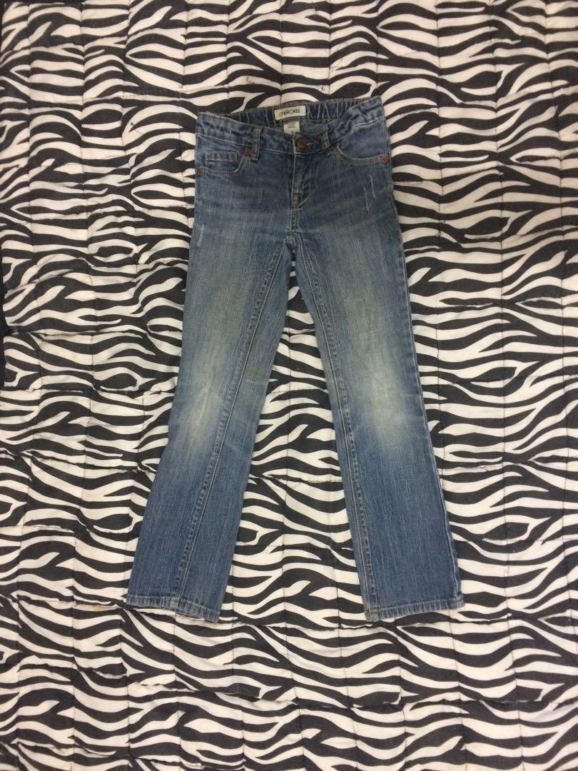Cherokee denim jeans