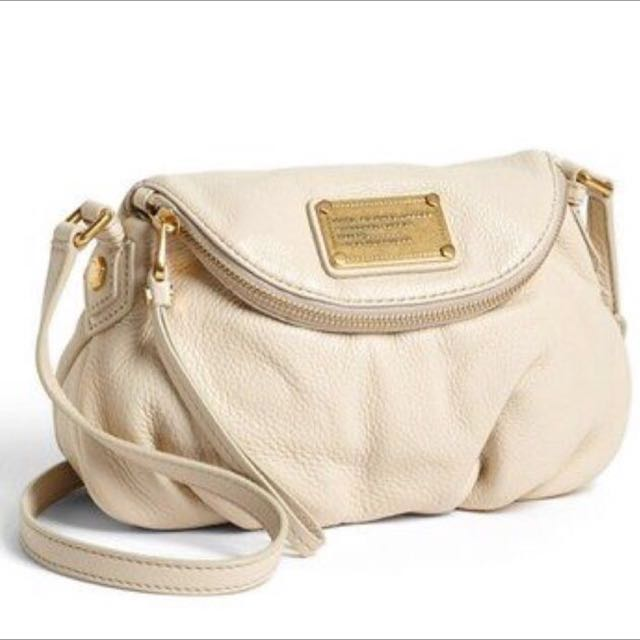 695772ba6544 Clearance!!) MARC BY MARC JACOBS  Classic Q - Natasha  Crossbody Bag ...