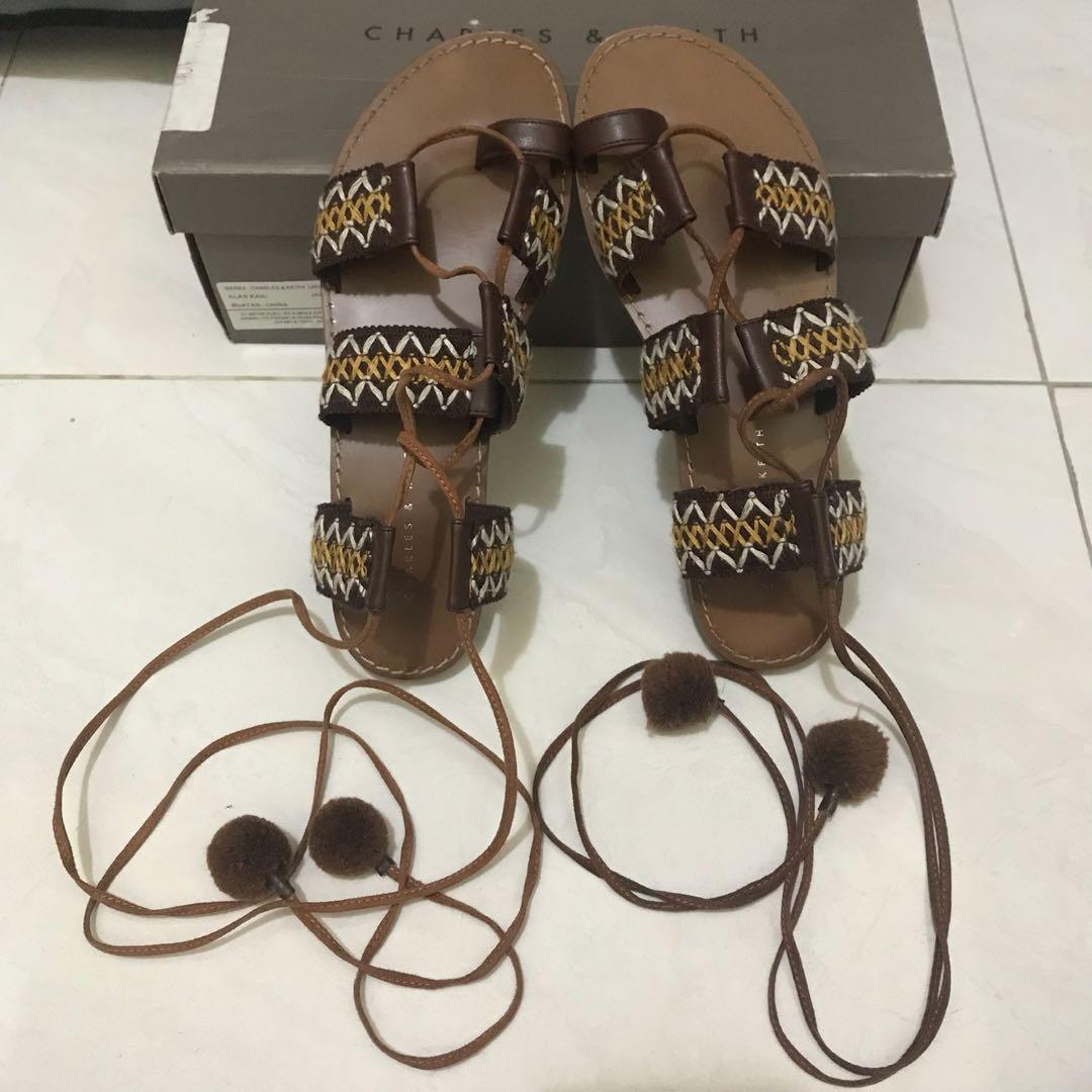 CnK open toe sandals
