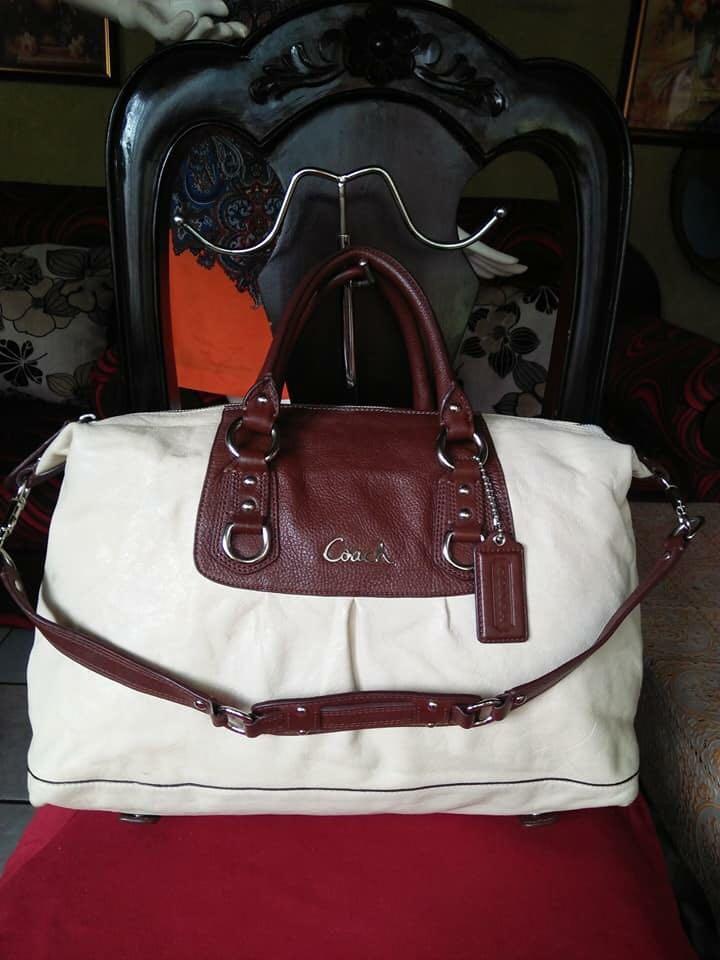 Coach Two-way bag