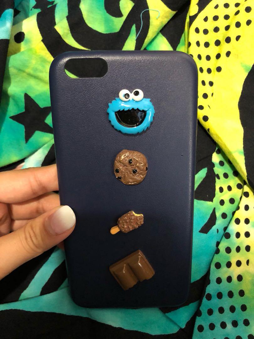 cookies 手機套ip6plus