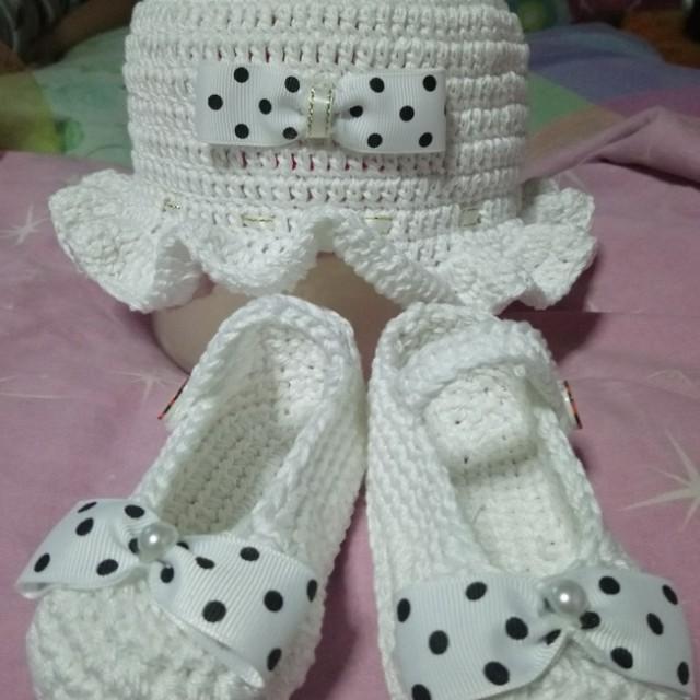Crochet set