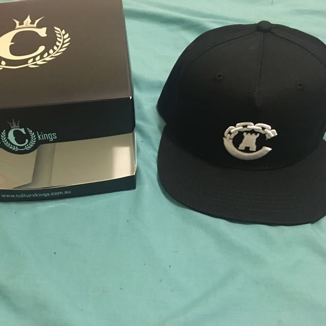 Crooks Castles SnapBack - Culture Kings c47d428a363