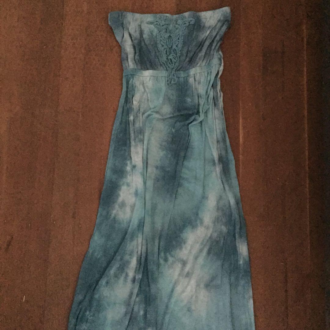 Crossroads maxi dress M