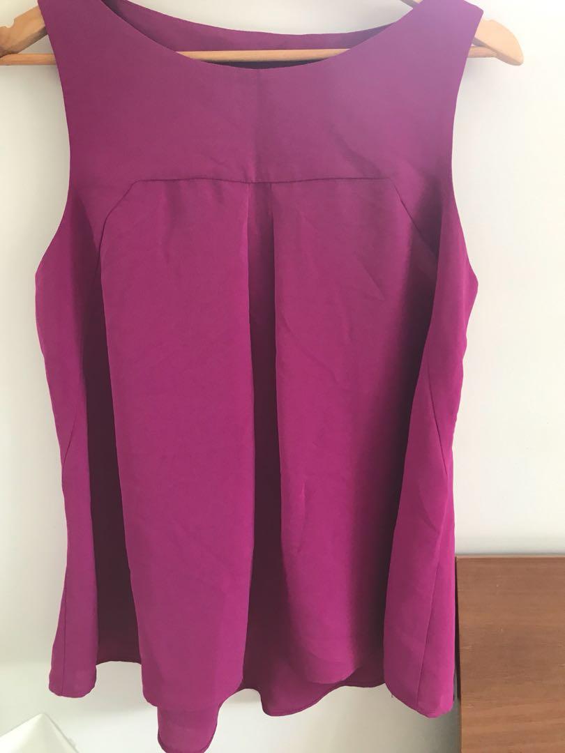CUE Purple tip Size 12 . Work wear