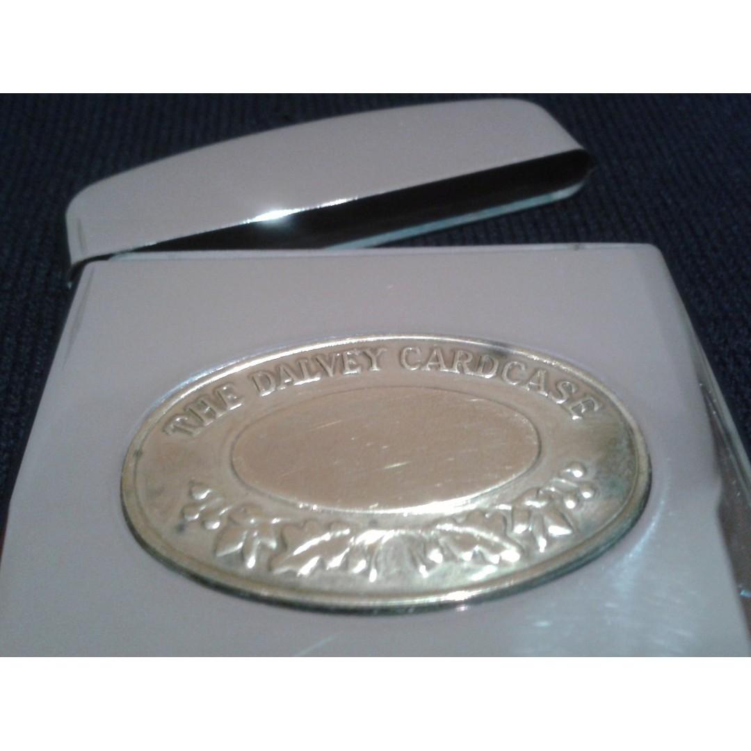 quality design 3df1c 2ae3a Dalvey Business Card Case from Scotland (Brand New)
