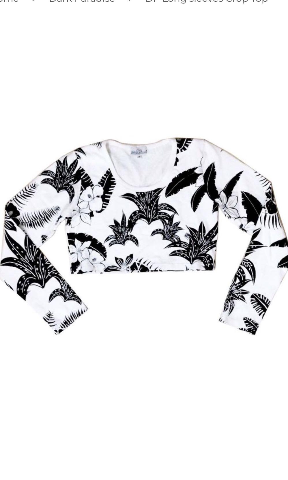 DP Long Sleeves - WHITE