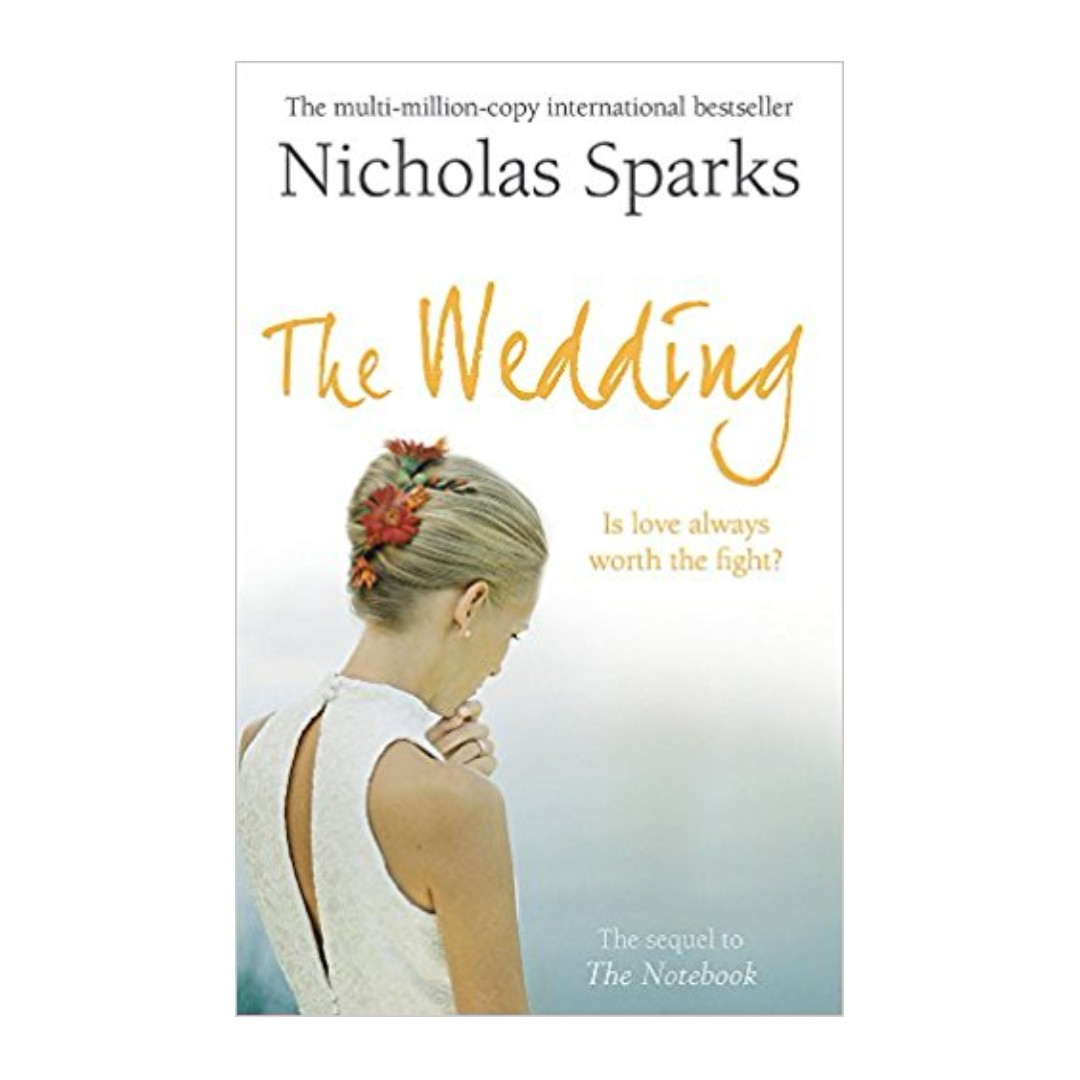 the wedding sequel to the notebook