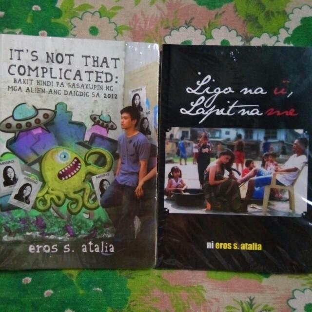 EROS ATALIA BOOKS