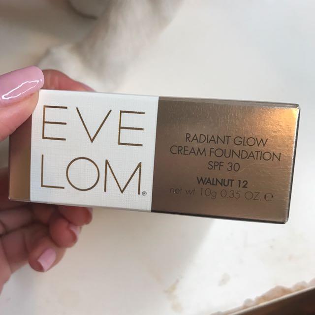 Eve Lom cream foundation