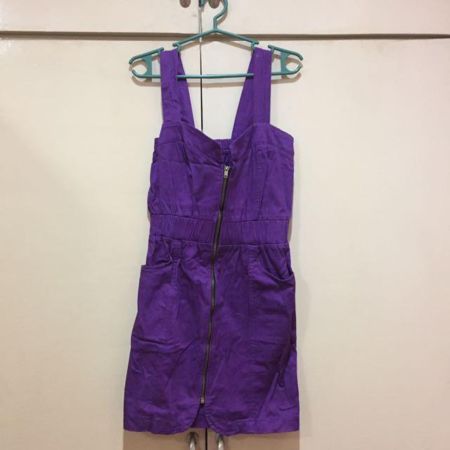 Fab Purple Dress