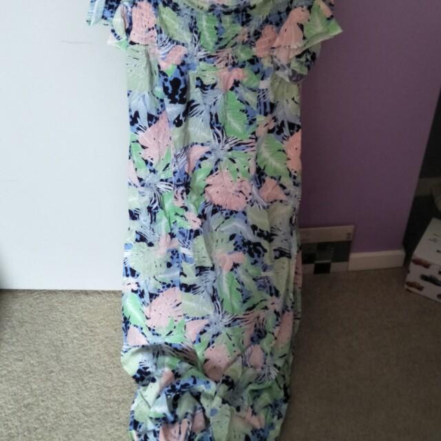 Factorie maxi dress