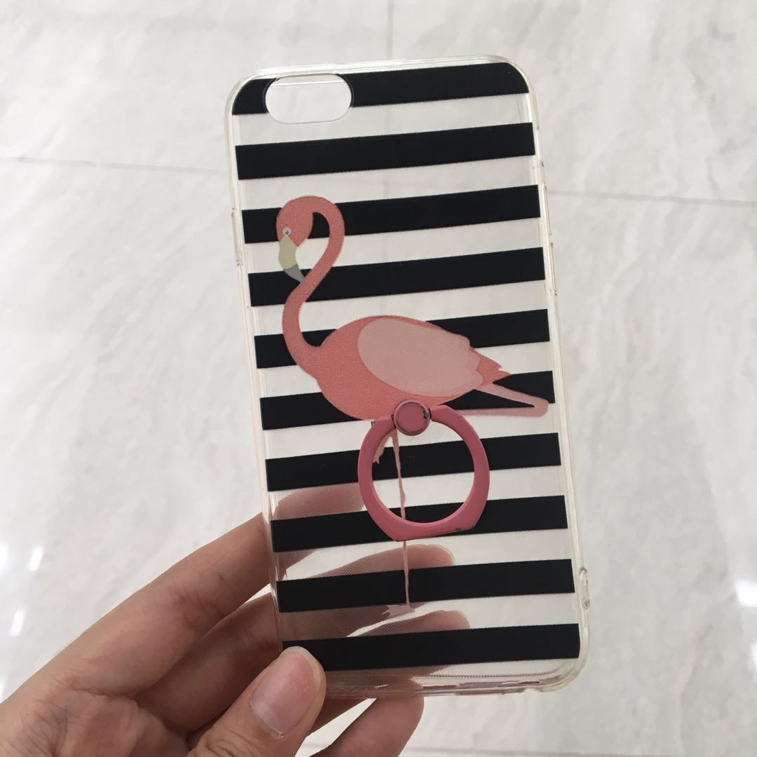 Flamingo iring softcase