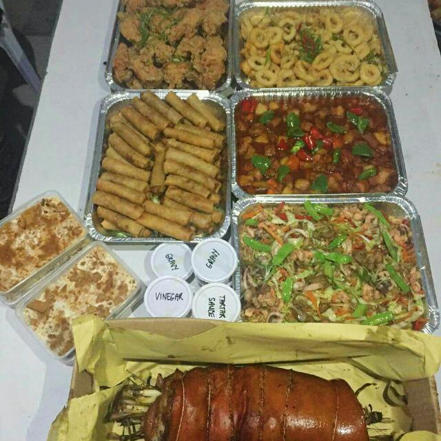 Food Tray Packages 🍴
