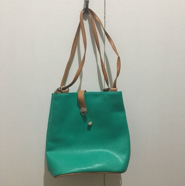 Green Ladies Bag