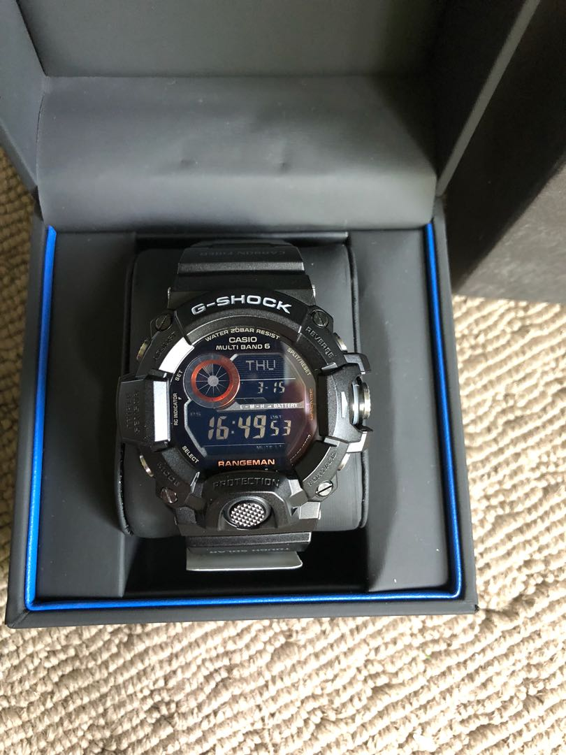 Gshock Rangeman JAPAN Edition GW 9400 bj1jf