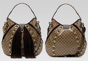 Gucci Babouska Large Shoulder Bag