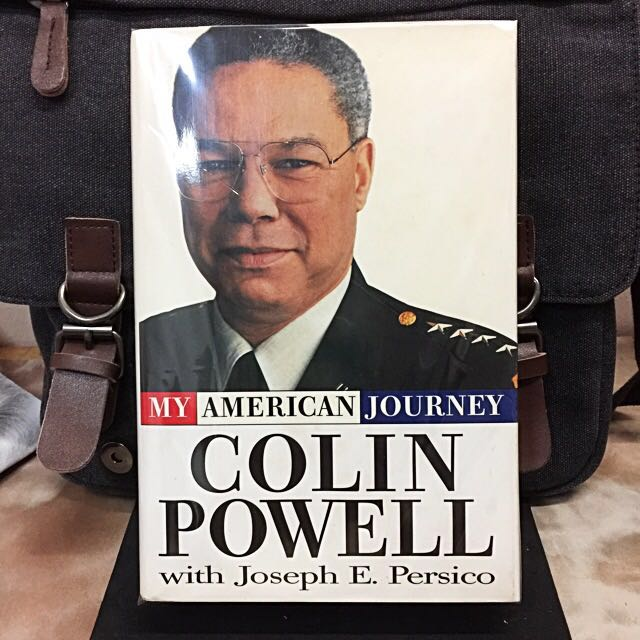 《Hardcover Autobiography》Colin Powell : My American Journey