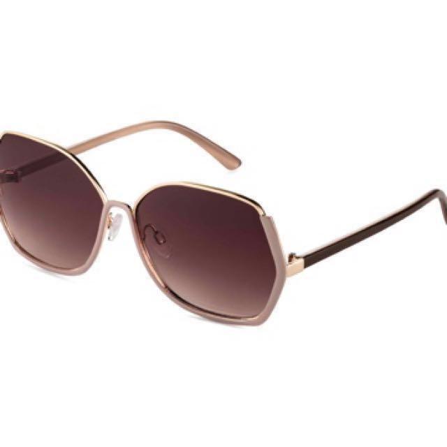 H&M 2017 summer 復古太陽眼鏡👓