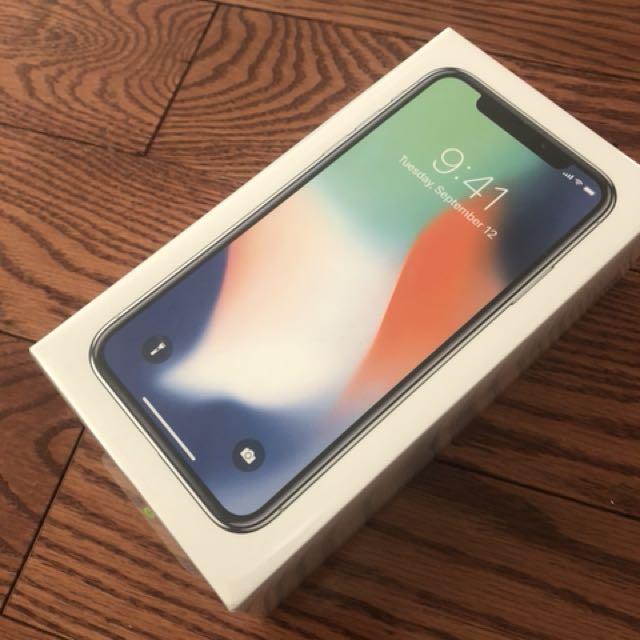 iPhone X plus 64g