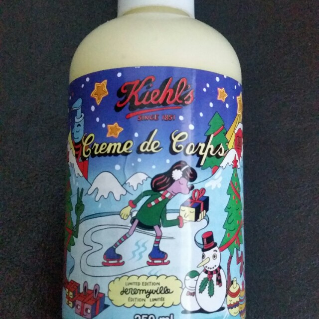 Kiehl's Creme de Corps All-over Body Moisturizer