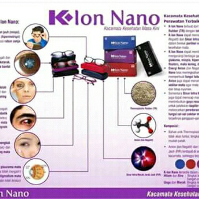 K Ion Nano Health Amp Beauty Perfumes Nail Care Amp Others