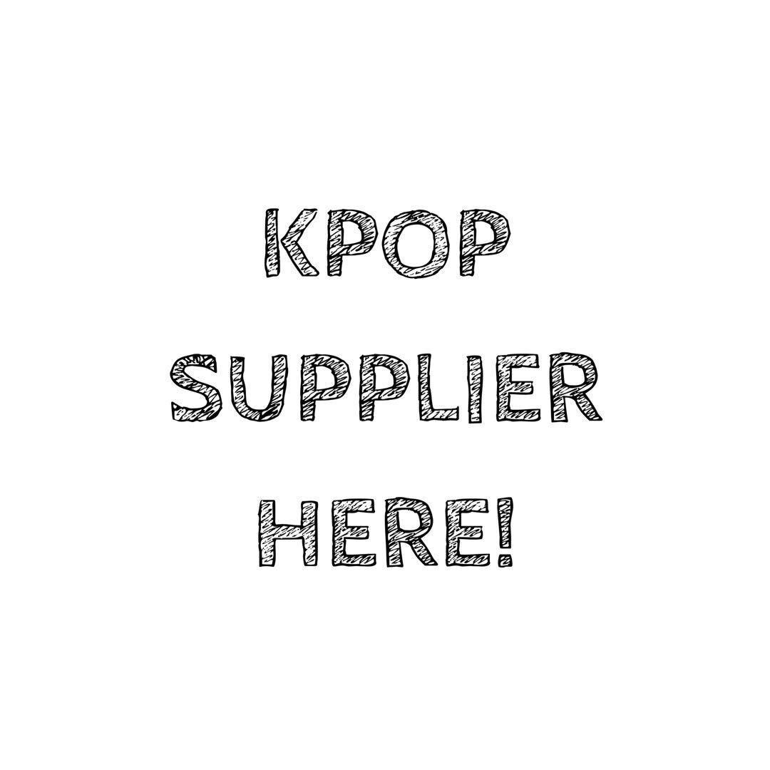 Kpop Supplier
