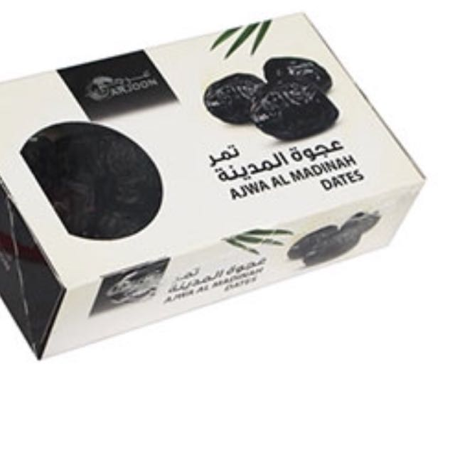 Kurma Ajwa Dates Fruits Health wholesale/packet, Food & Drinks, Packaged Snacks on