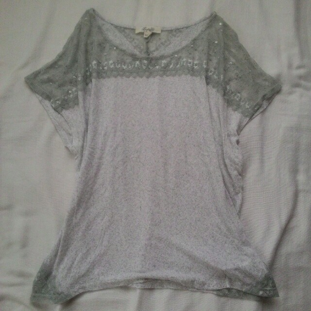 Laced Loose Top