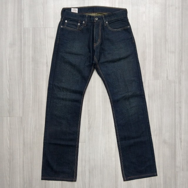 Levi's levis 04514-0079 w31 L32 深色直筒牛仔褲 514 504 512