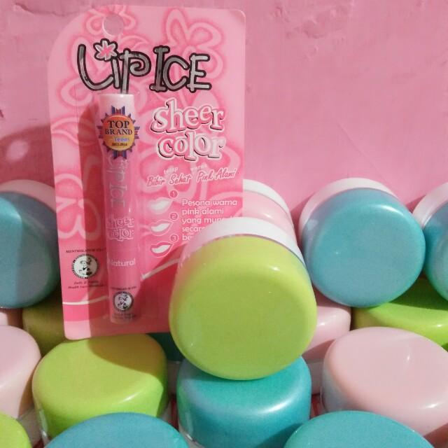 Lip Ice Pink