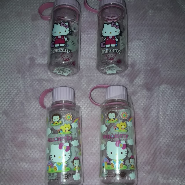 Lock & lock hello kitty water bottle