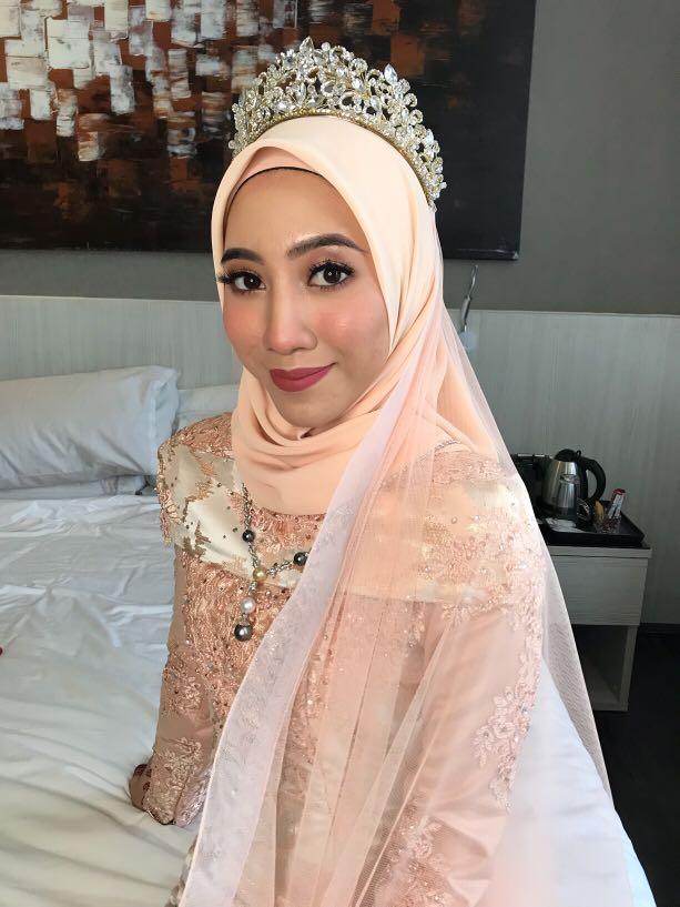 Makeup service shah alam / selangor